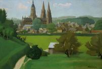 La cathedrale de bayeux regner